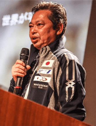 株式会社ケッズトレーナー代表取締役 大竹健一